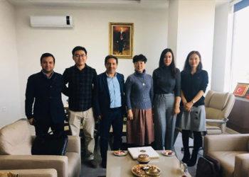 Çin'den ECOPOWER GROUP Firmasının BELKA A.Ş.'ye Ziyareti