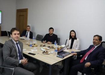ICBC Turkey Bankası ve CRSC Firması Ziyareti 7