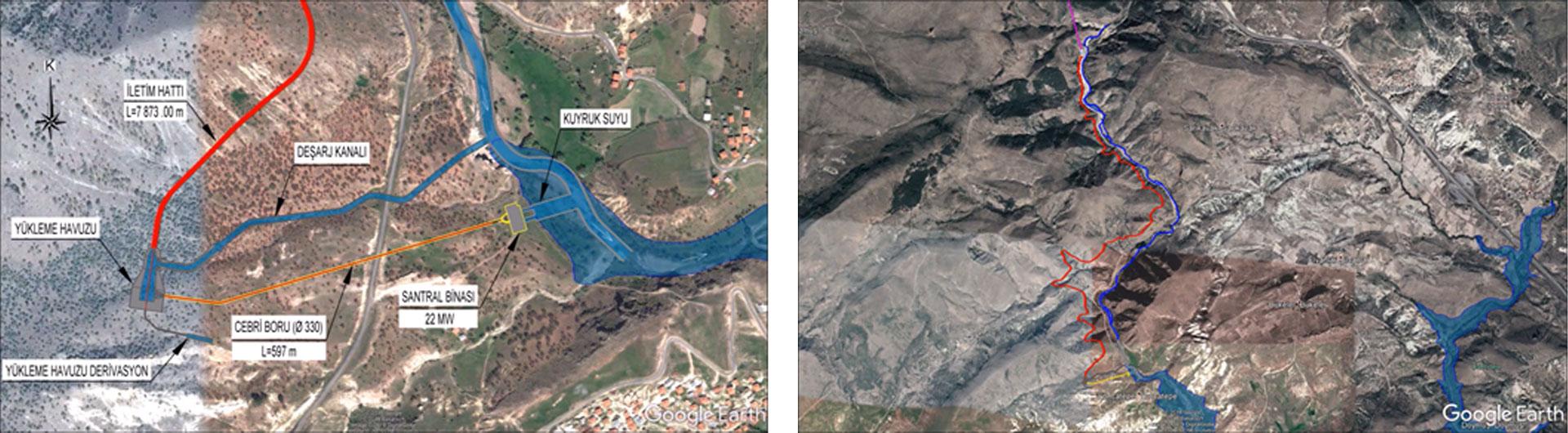 Eşik Regülatörü ve Hidroelektrik Santrali Projesi 1