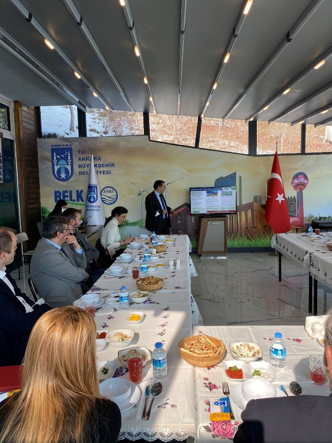 Ankara Science University and BELKA Inc. held a meeting on Technology and R&D Projects 2