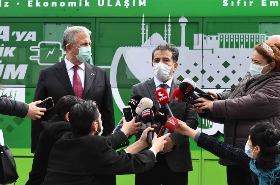 Türkiye'de Bir İlk: Dizelden Dönüştürülmüş ve AB Standartlarında Testleri Başarı İle Geçen %100 Elektrikli Otobüs Projesi BELKA A.Ş. Tarafından Hayata Geçirildi 1