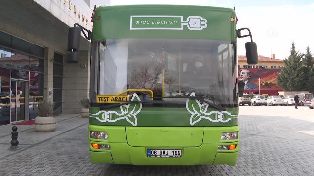Ankara'da 23 Eski EGO Otobüsü Elektrikli Otobüse Dönüştürülecek 2