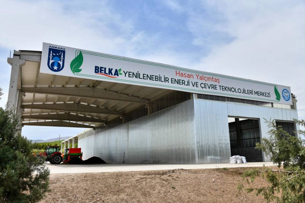 Ankara Büyükşehir Çimden Gübre Üretimine Başladı 2