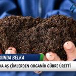 Belka AŞ Çimlerden Organik Gübre Üretti 5