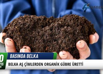 Belka AŞ Çimlerden Organik Gübre Üretti 6