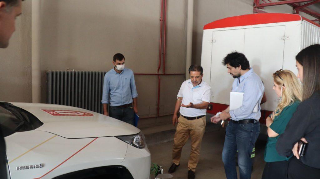 BELKA AŞ. Genel Müdürü Sn. Dursun Çiçek ile ODTÜ Teknoloji Transfer Ofisi Genel Md. Sn. Serdar Alemdar toplantı gerçekleştirdi. 2