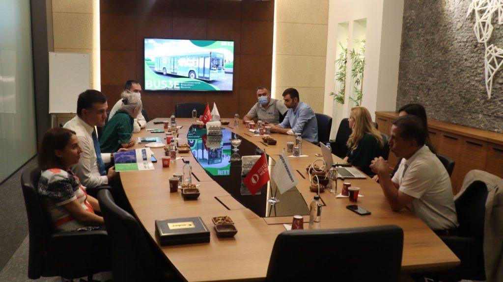 BELKA AŞ. Genel Müdürü Sn. Dursun Çiçek ile ODTÜ Teknoloji Transfer Ofisi Genel Md. Sn. Serdar Alemdar toplantı gerçekleştirdi. 1