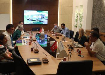 BELKA AŞ. Genel Müdürü Sn. Dursun Çiçek ile ODTÜ Teknoloji Transfer Ofisi Genel Md. Sn. Serdar Alemdar toplantı gerçekleştirdi. 3