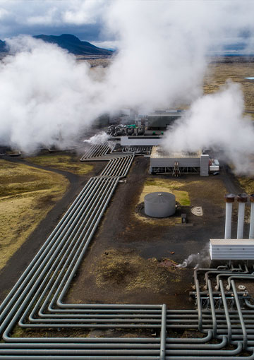 Establishment of Geothermal Facilities 1