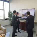 Çin'den CRSC Firmasının BELKA A.Ş.'ye İşbirliği Ziyareti