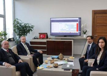 Avusturya Büyükelçiliği Ticaret Müsteşarlığı İle Yatırım Görüşmeleri 8