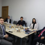 Visit of ICBC Turkey Bank and CRSC Company 3