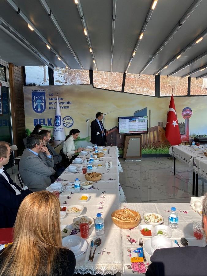 Ankara Bilim Üniversitesi ve BELKA A.Ş. Teknoloji ve Ar-Ge Projeleri Hakkında Toplantı Gerçekleştirdi 2