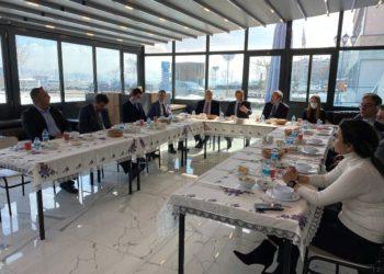 Ankara Bilim Üniversitesi ve BELKA A.Ş. Teknoloji ve Ar-Ge Projeleri Hakkında Toplantı Gerçekleştirdi 3