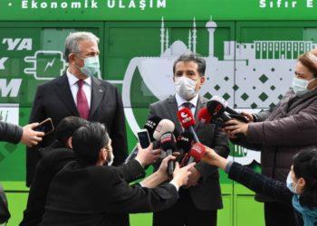 Türkiye'de Bir İlk: Dizelden Dönüştürülmüş ve AB Standartlarında Testleri Başarı İle Geçen %100 Elektrikli Otobüs Projesi BELKA A.Ş. Tarafından Hayata Geçirildi 2